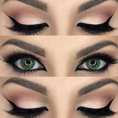 Cat eye makeup is one of the most classic looks in beauty history & it keeps inspiring us today. How to do cat eyes step by step in minutes!