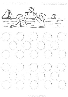Grade R Worksheets, Kindergarten Math Worksheets, Tracing Worksheets, Numbers Preschool, Free Preschool, Preschool Learning, Pre Writing Practice, Writing Skills, Tracing Shapes