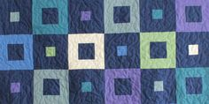 modern quils | Contemporary Quilt Design for the Home