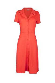 Orange dress Osaka, Who's That Girl SS014.  Verkijgbaar via www.pinka.nl