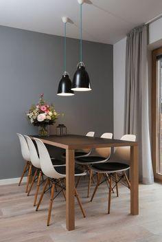 Decoração: 15 Salas De Jantar Pequenas Com Mesas Encostadas