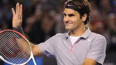 Australian Open - Roger Federer says its easier to be more consistent due to surface similarities Roger Federer, Gentleman, Tennis World, Tennis News, Australian Open, Tennis Players, Tennis Racket, Finals, Beautiful Men