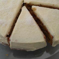 Carot cake 🍰🍰🍰🍰