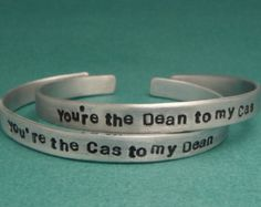 Supernatural Inspired  You're The Sam to my by chasingatstarlight