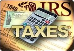Tax Glossary: Definition of Tax Terms - If you're wondering about the meaning of any tax-related word or form, check out this site. #taxes #IRS #glossary