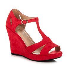 Elegantné sandále s plnou pätou LM1005R