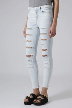 MOTO Super Ripped Jamie Jeans