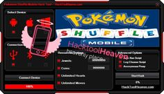 Do you want to get a Pokemon Shuffle Mobile Hack Cheat Pirater Android iOS that will realey work for you ? I think that you would say yes! So get it right now from here http://hacktoolheaven.com/pokemon-shuffle-mobile-hack-cheat-pirater-android-ios.html don't miss this great chance guys and generate free jewels, coins and more.
