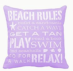 Beach Throw Pillows Discover The Best Coastal Themed For Your Home