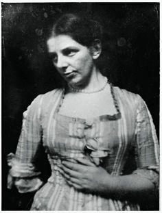 Herma-Becker-zugeschrieben,-Paula-Modersohn-Becker,-um-1905,-Paula-Modersohn-Becker-Stiftung,-Bremen