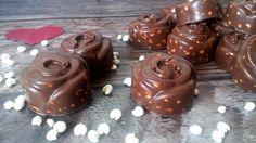2 összetevős házi cukormentes bonbon puffasztott kölessel :) Stevia, Healthy Recipes, Healthy Foods, Pudding, Sweet, Candy, Health Foods, Healthy Groceries, Custard Pudding
