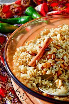 Gordon Ramsay: ryż indyjski z kuminem i orzechami nerkowca - Klaudyna Hebda