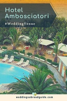✨ Here's our featured Wedding Venue in Italy✨ 💕Hotel Ambasciatori on Italy's Adriatic Coast is licensed to hold civil weddings on its own private beach, is child friendly and offers alfresco dining. Find out more about them! Wedding Venues Italy, Italy Wedding, Wedding Vendors, Destination Wedding, Weddings, Getting Married In Italy, Wedding Week, Wedding Abroad, Beach Ceremony