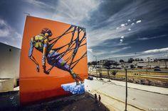 Le street art envahit Rabat (photos)