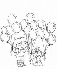 116 Mejores Imágenes De Dora La Exploradora Scouts 7 Year Olds Y