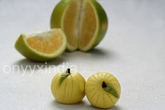 Sweet #LimeMithai  A best Combination of #KajuBadam & Natural Belgium Pulp to give you a Feel of Real #SweetLime Fruit.