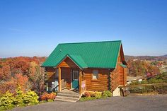 A Romantic Journey  is a beautiful 1 bedroom cabin located in Pigeon Forge, TN.  This cabin boasts a king canopy bed, hot tub, jacuzzi, pool table, and arcade game.  Time to go and relax in the Smokies!