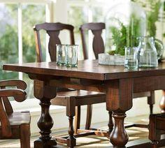 Pottery Barn Cortona Extending Table. See More. DISCOUNT Cortona  Extending Dining Table5