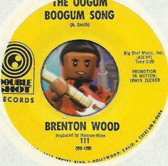 BRENTON WOOD The OOGUM BOOGUM Song NORTHERN SOUL R&B 45 RPM RECORD NM-