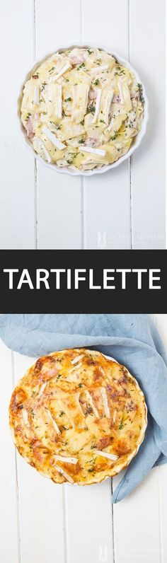 Tartiflette - {NEW RECIPE} Tartiflette is a decadent French recipe hailing from the Alps. After a day of skiing or in the heart of a cold, grey winter this casserole will warm you up.