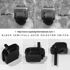 Royal City International Glock Full Auto #glock #glockfullauto #glockconversion #fullauto #guns #pistols