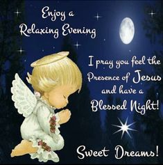Good Night Dear Sister, God Bless You! Thank you so much my beautiful friend Grace. Good Night Love Quotes, Good Night Prayer, Good Night Blessings, Good Morning Quotes, Good Night Greetings, Good Night Wishes, Good Night Sweet Dreams, Cute Good Night Messages, Good Night Angel