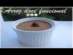 Arroz doce funcional vegano - Especial Natue - YouTube