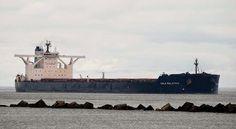Portal do Porto: Navio da Vale finalmente atraca na China