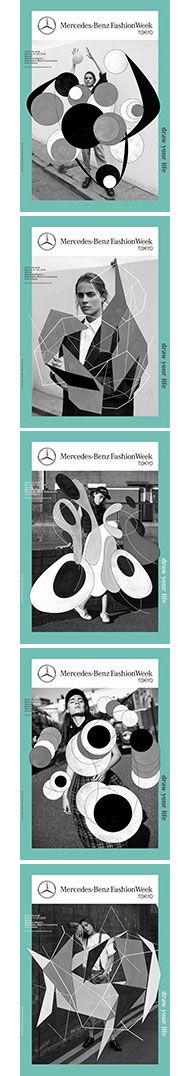 MBFWT 2014-15 A/W、キービジュアル公開 | Mercedes-Benz Fashion Week TOKYO