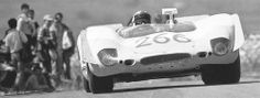 Targa Florio 1969 Winner Gerhard Mitter and Udo Schültz , Porsche 908/02