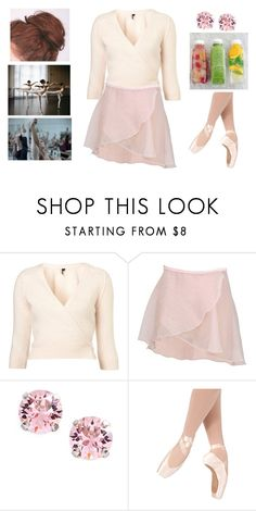 """Ballet Class #3"" by teodoramaria98 ❤ liked on Polyvore featuring L. Erickson"