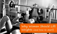 How To Train Like A Woman, Part 1: The Primer