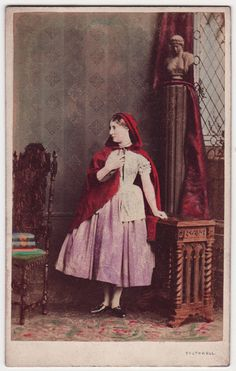 Lydia Thompson as 'The Colleen Bawn', 1862.