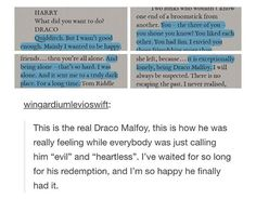 This is why draco will always be my favorite character