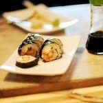 Sushi Rolls Galore: Spicy Tuna Roll, Candy Roll, Eel Roll, Dunwell Roll, 6151 Roll