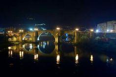 Ourense. Puente Romano.