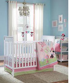 "Disney Baby Minnie Mouse 4-Piece Crib Bedding Set - Disney - Babies ""R"" Us"