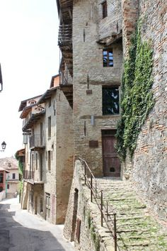 $184 per night....Kick ass medieval b and b!!!  Le Casa de Saracca in Monforte d'Alba