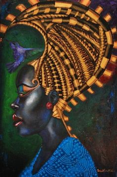 FEATURE: Visual Artist Tamara Natalie Madden: Mirror of Virtue - AFROPUNK