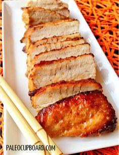 Paleo BBQ Pork