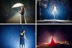 20 gorgeous backlit rainy photos and a tutorial on how to take them