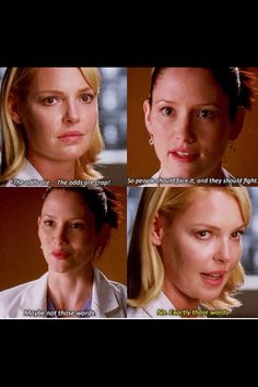 Lexie is a sweetheart- My two fave girl characters!!!!!!!!!!!!!