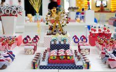 10 projetos de festas para meninos - Filhos - iG