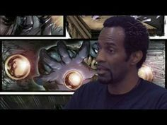 """Creator of the comic book """"Night Jak,"""" Rob Taylor explains to BlackSci-Fi.com why he creates superheroes that exemplify Black Sci-Fi.  Taylor is also president and publisher of """"Superhumanworks.""""    Visit: http://www.superhumanworks.com"""