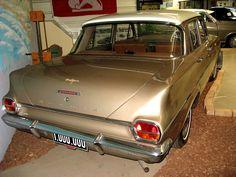 1962 Holden EJ Premier sedan