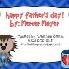 Little Critter is back and he's celebrating Father's Day! This download is a companion packet for Happy Father's Day, by Mercer Mayer. It includes:...