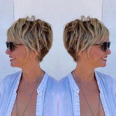 Düz ve İnce Telli Saçlar İçin Modeller