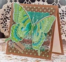 Image result for swallowtail scrapbook page