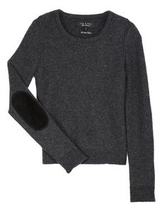 Rag And Bone Gemma Sweater - Charcoal