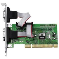 Siig 2-port Serial Pci Board 9-pin (jj-p20511-s3) - by Siig. $24.36. Siig 2-port Serial Pci Board 9-pin (jj-p20511-s3) - : 2-Port Serial 550-Value PCI board with two 9-pin serial ports